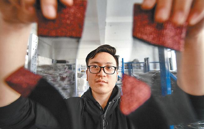 吉林省辽源市东北袜业园:小袜子创业路