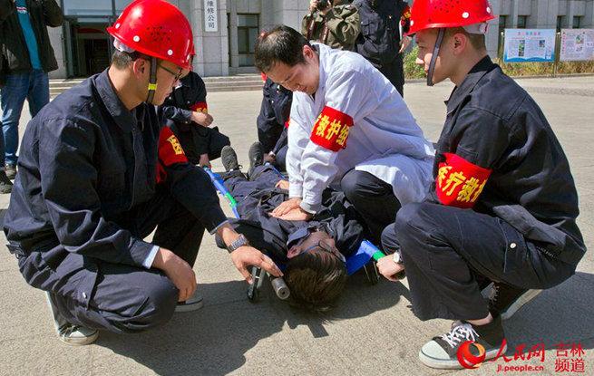 强化防震减灾意识 提高自救、应急处置能力