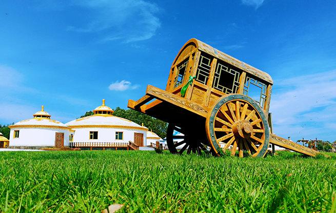 查干湖蒙古族民俗文化旅游节:相约圣水湖畔 体验民俗文化