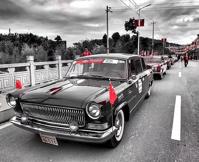 """红旗经典收藏车将团体""""回家""""亮相,这些车型你见过吗?"""