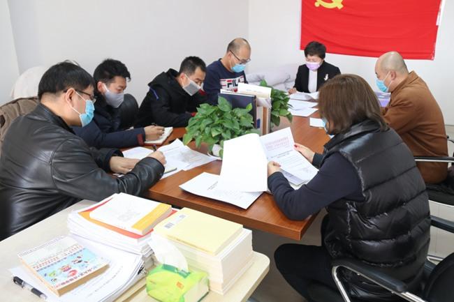"""长春新区党员领导干部全力参战责无旁贷投身战""""疫""""最前线"""