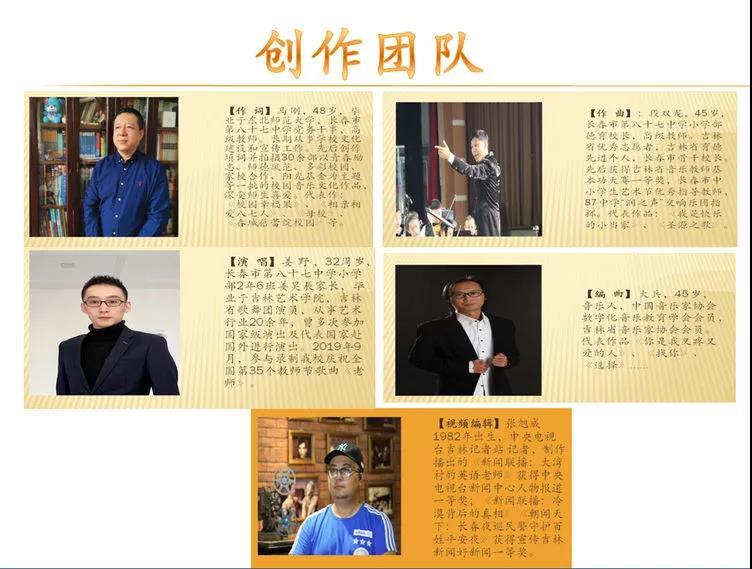 长春市第八十七中学师生原创MV《最美逆行者》
