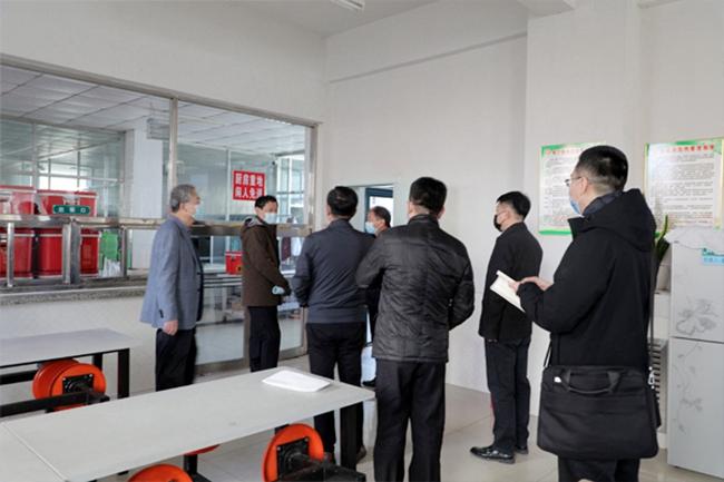 吉林省教育�d工作�M�硌�z查疫情