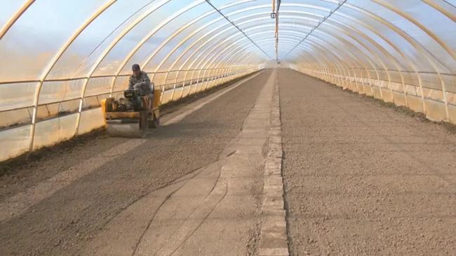 吉林省各地抢抓农时做好水稻育苗筹处工作